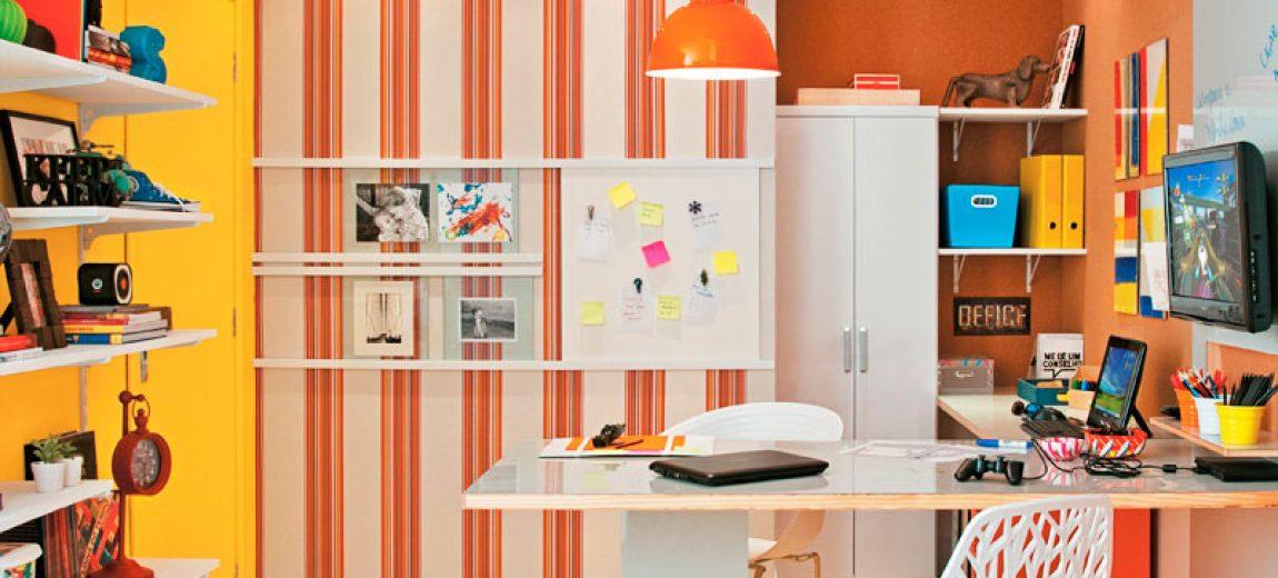 Inspiração decor: Home office