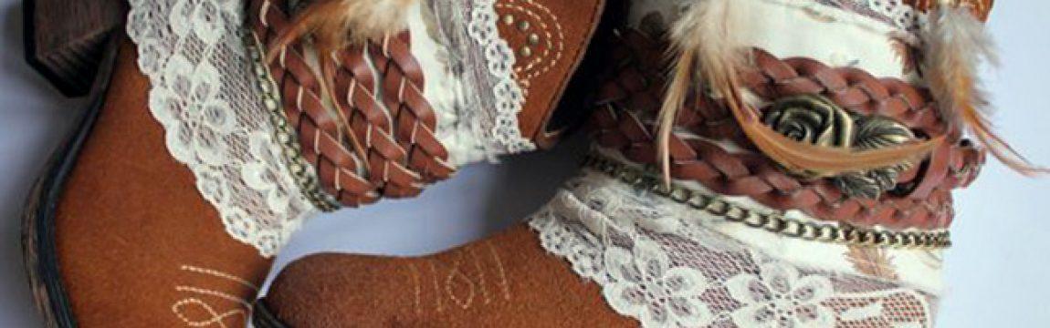 Renove suas botas: Boot Belts