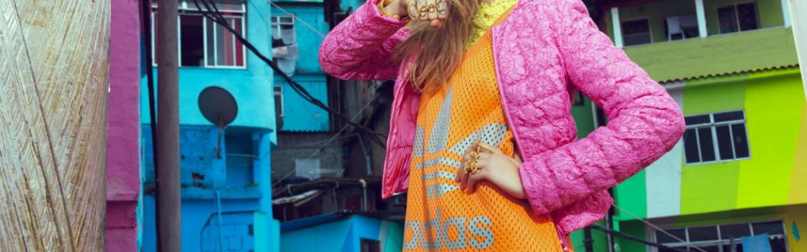 Cara Delevigne e Streetwear Couture, a tendência da vez
