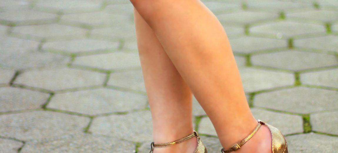 Maquiagem para pernas: Pernas Maravilhosas