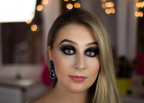 Tutorial de maquiagem azul- Especial Renata Ascari