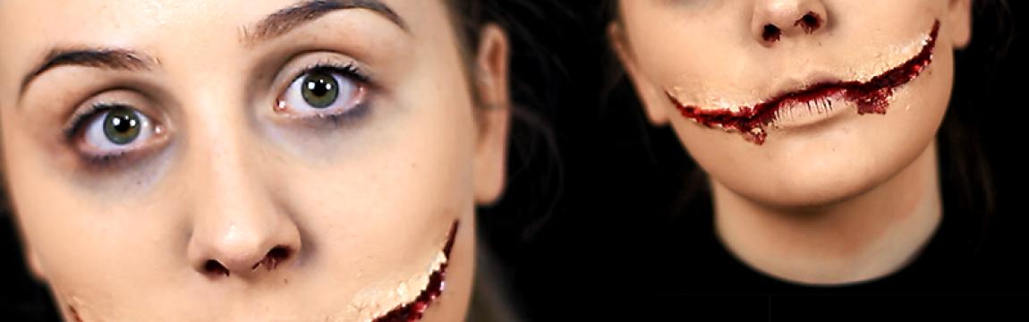 Maquiagem para o halloween: Zumbi