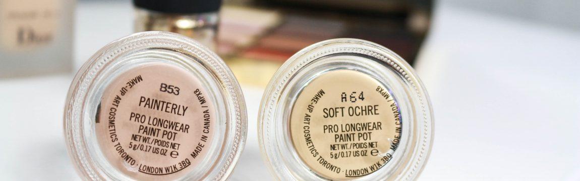 Paint pot da MAC: 3 motivos para não viver sem