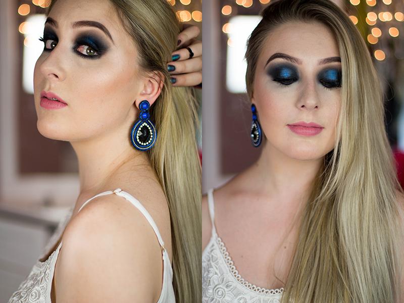 maquiagem-azul-para-noite